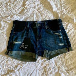 Paige maternity shorts! NWT